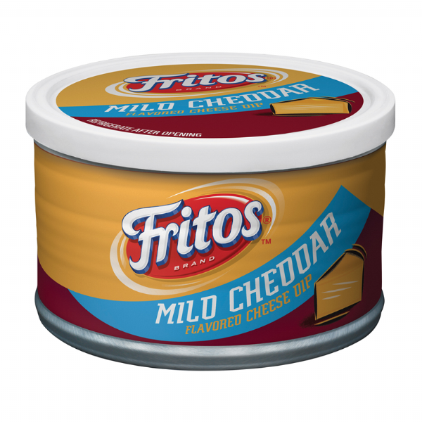 Fritos Mild Cheddar Cheese Dip 9oz (255g)